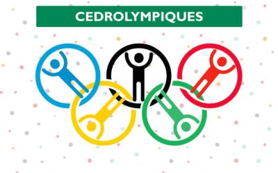 Cedr'Olympiques, fête sportive et interculturelle