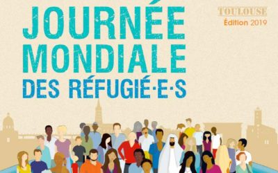 Journée mondiale des réfugiés 19 & 20 juin à Toulouse