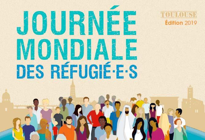 """Résultat de recherche d'images pour """"journée mondiale des réfugiés 2019"""""""