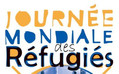 Partage, rencontre, rassemblement au diaconat de Bordeaux pour la Journée mondiale des réfugiés