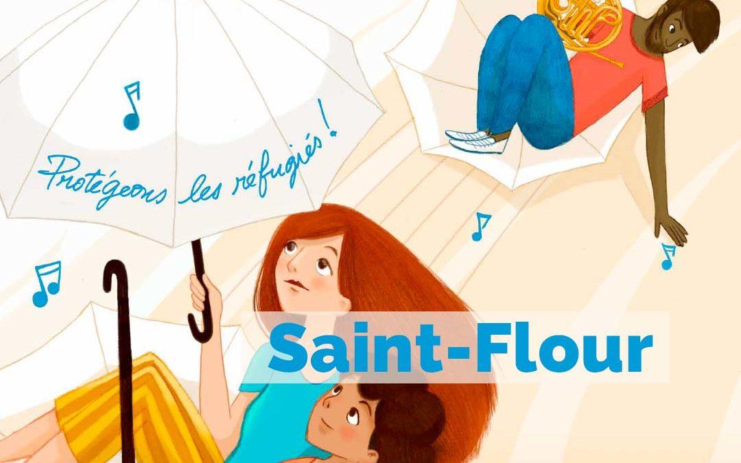 Journée portes ouvertes du CADA de Saint-Flour