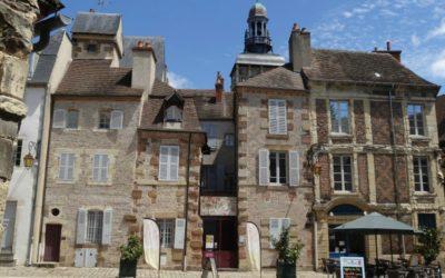 Visite du centre provisoire d'hébergement de Moulins-Yzeure