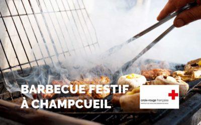 Journée «Tous réfugiés» avec la Croix-Rouge à Champcueil