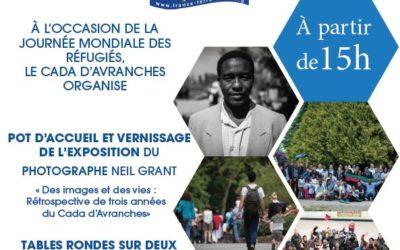 Journée mondiale des réfugiés à Avranches