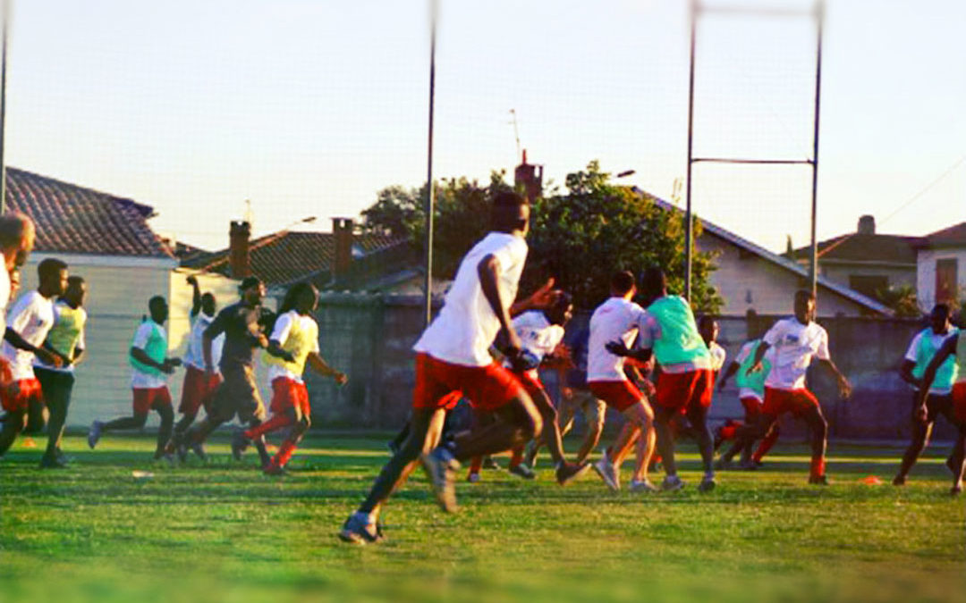Tournoi de foot solidaire à Soissons