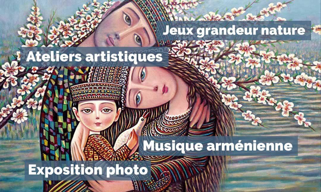 Journée Mondiale des réfugiés à Chartres