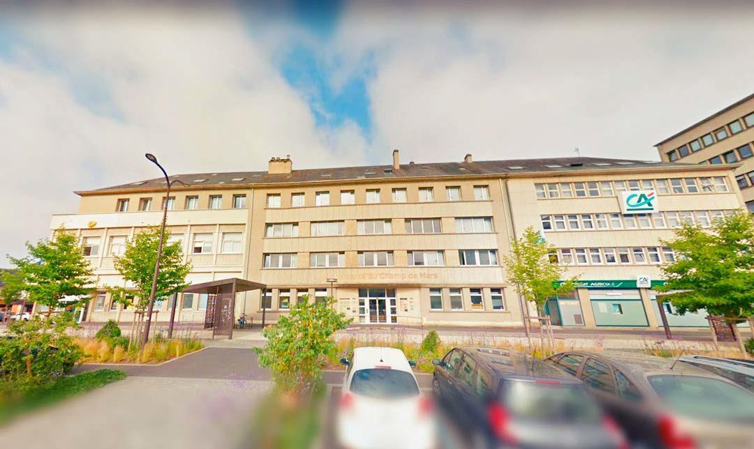 Journée portes ouvertes au centre provisoire d'hébergement de Saint-Lô