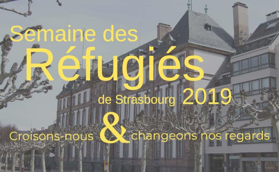 Semaine des réfugiés 2019 de Strasbourg