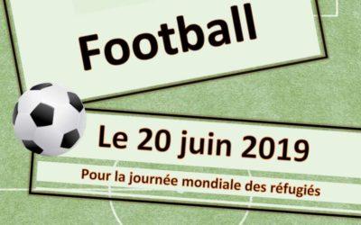 Tournoi de football inter-structure à Angers
