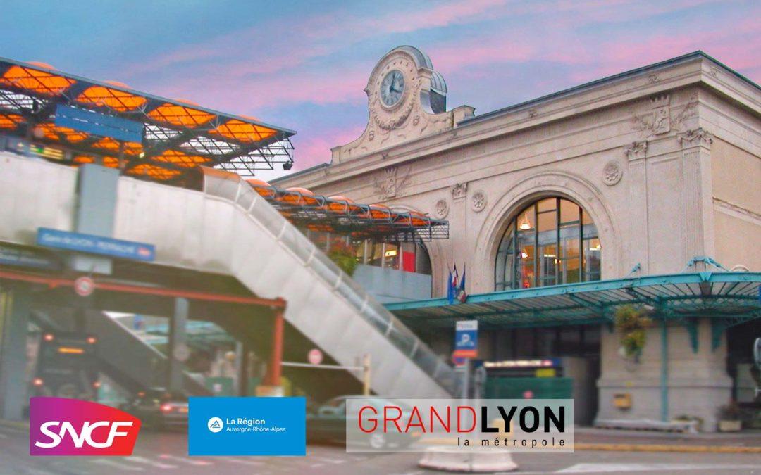 Programme du lundi 4 et mardi 5 mai 2020 en gare de Lyon-Perrache