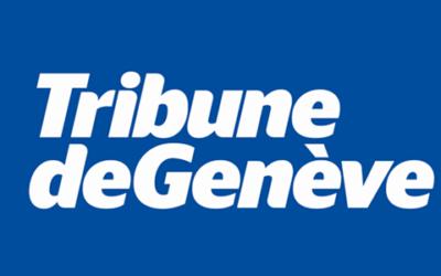 La Tribune de Genève | Un train pour changer l'image des réfugiés