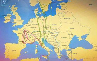 Les routes de l'exil : 3 récits d'exilés