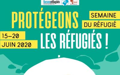 Visioconférence | L'asile en France et en Europe : 2000-2020 État des lieux et perspectives