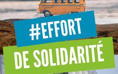 #EffortDeSolidarité, la Fédération des acteurs de la solidarité se mobilise