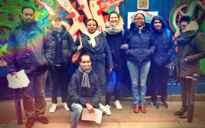 Balades, visites, films et débat d'idées à Paris