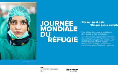 Live de la Journée mondiale du réfugié du 20 juin 2020 (Replay)