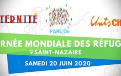 Journée mondiale des réfugiés de Saint-Nazaire