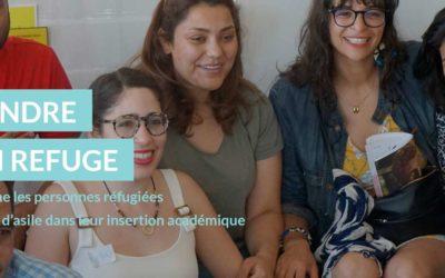 #WebinarUnir sur les défis des femmes réfugiées dans leur insertion socio-économique