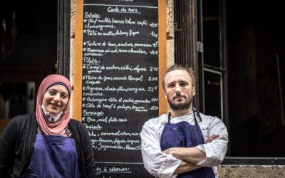 Refugee Food Festival à Bordeaux