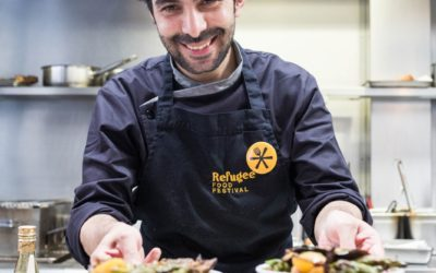 Refugee Food Festival à Montpellier