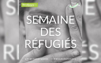 Semaine des réfugiés à Strasbourg