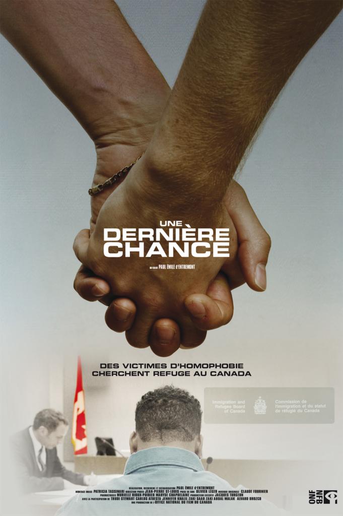 Affiche film Une dernière chance / Last Chance